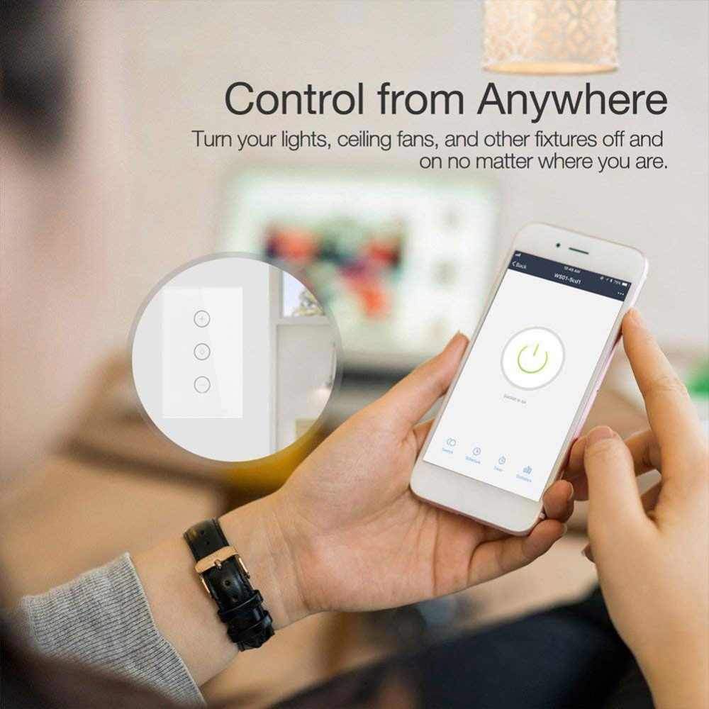 Tuya mobile control